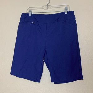 EP New York Blue Casual Shorts